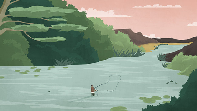 ARporter-fishing
